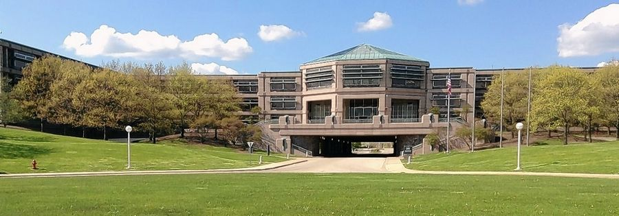 Hoffman Estates officials are talking with an East Coast developer about a massive renovation of AT&T's former 1.6-million-square-foot corporate campus along the Jane Addams Tollway. Plans could include a mix of offices, restaurants, multifamily housing and a hotel.