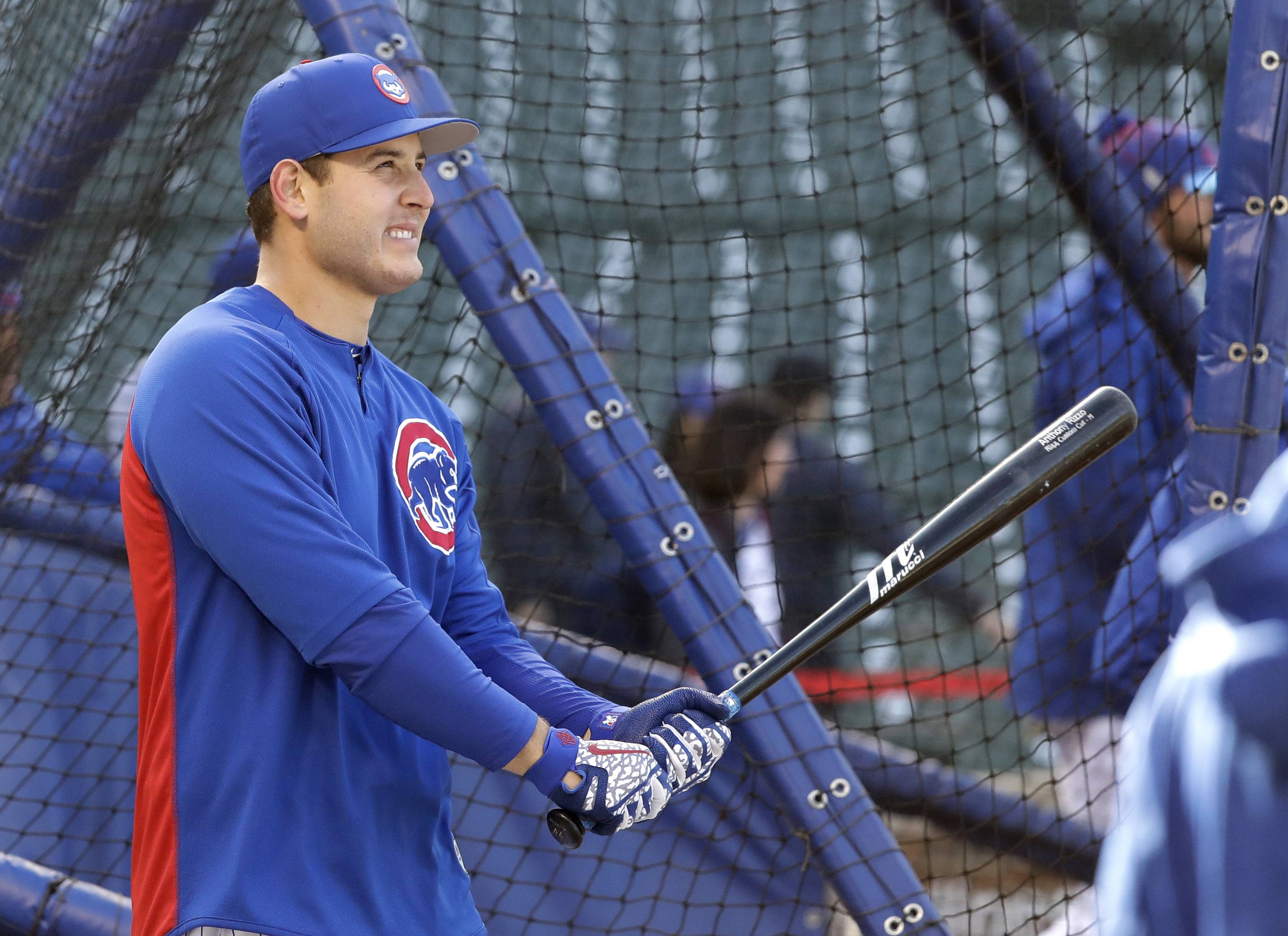Weather or not, it's been an early grind for Chicago Cubs