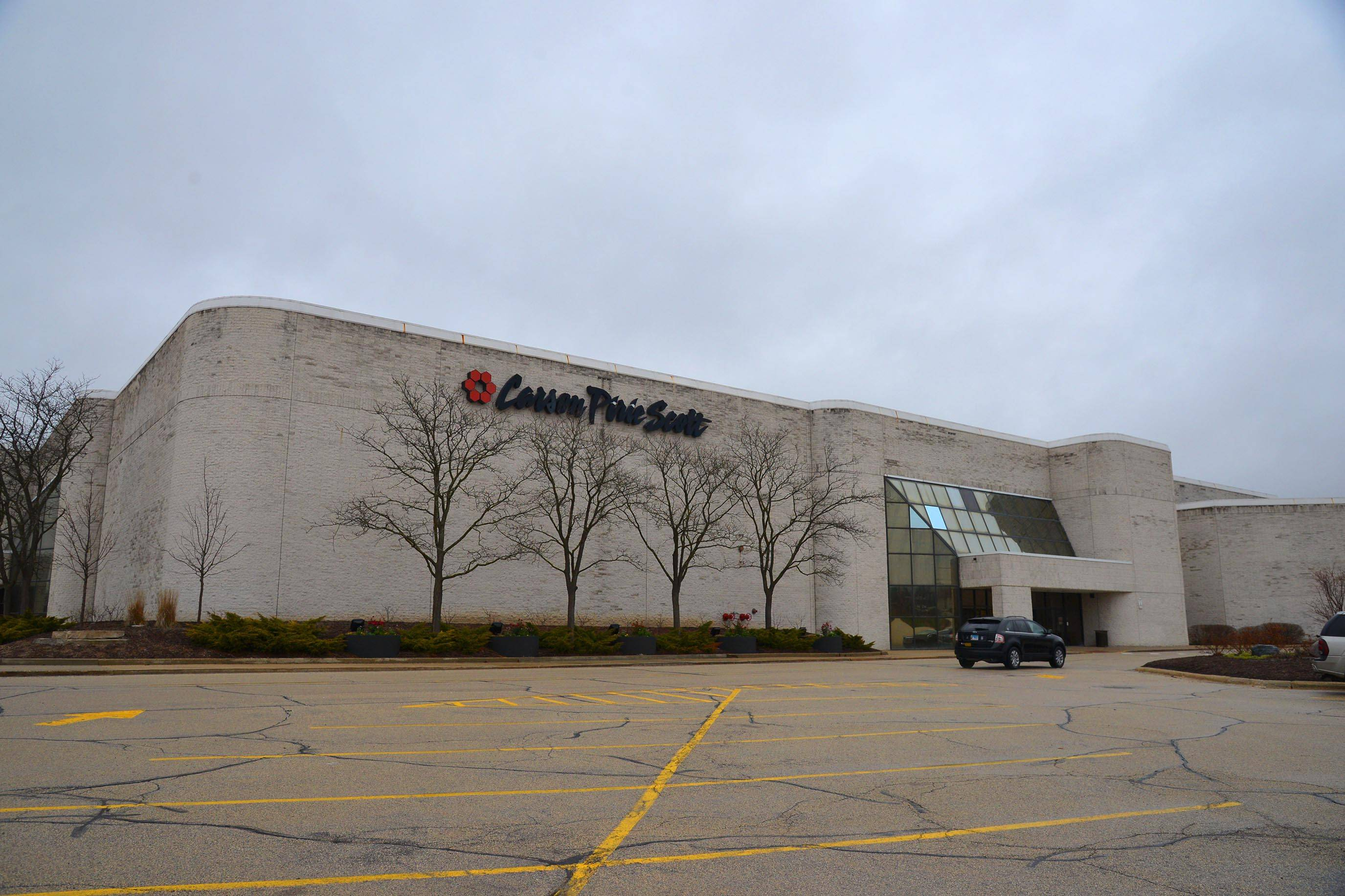 Carson's will be closing its remaining stores, including this one at Spring Hill Mall in Carpentersville.