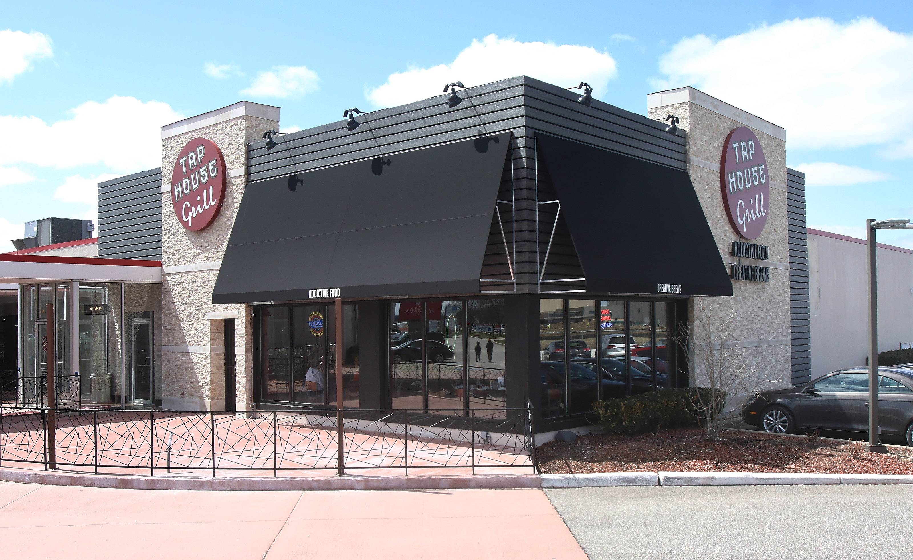 Tap House Grill Opened Recently In Wheeling.