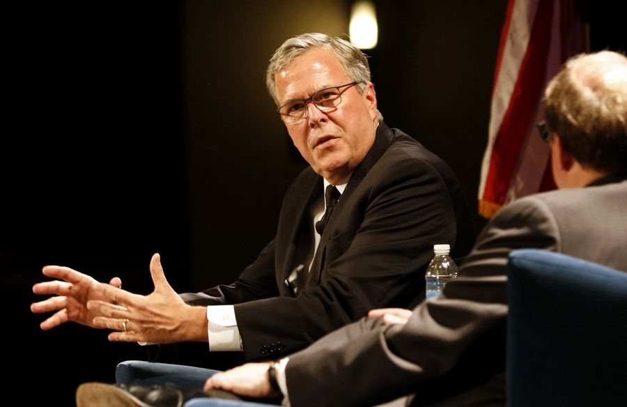 Jeb Bush remembers his mom: 'She would never stop teaching'