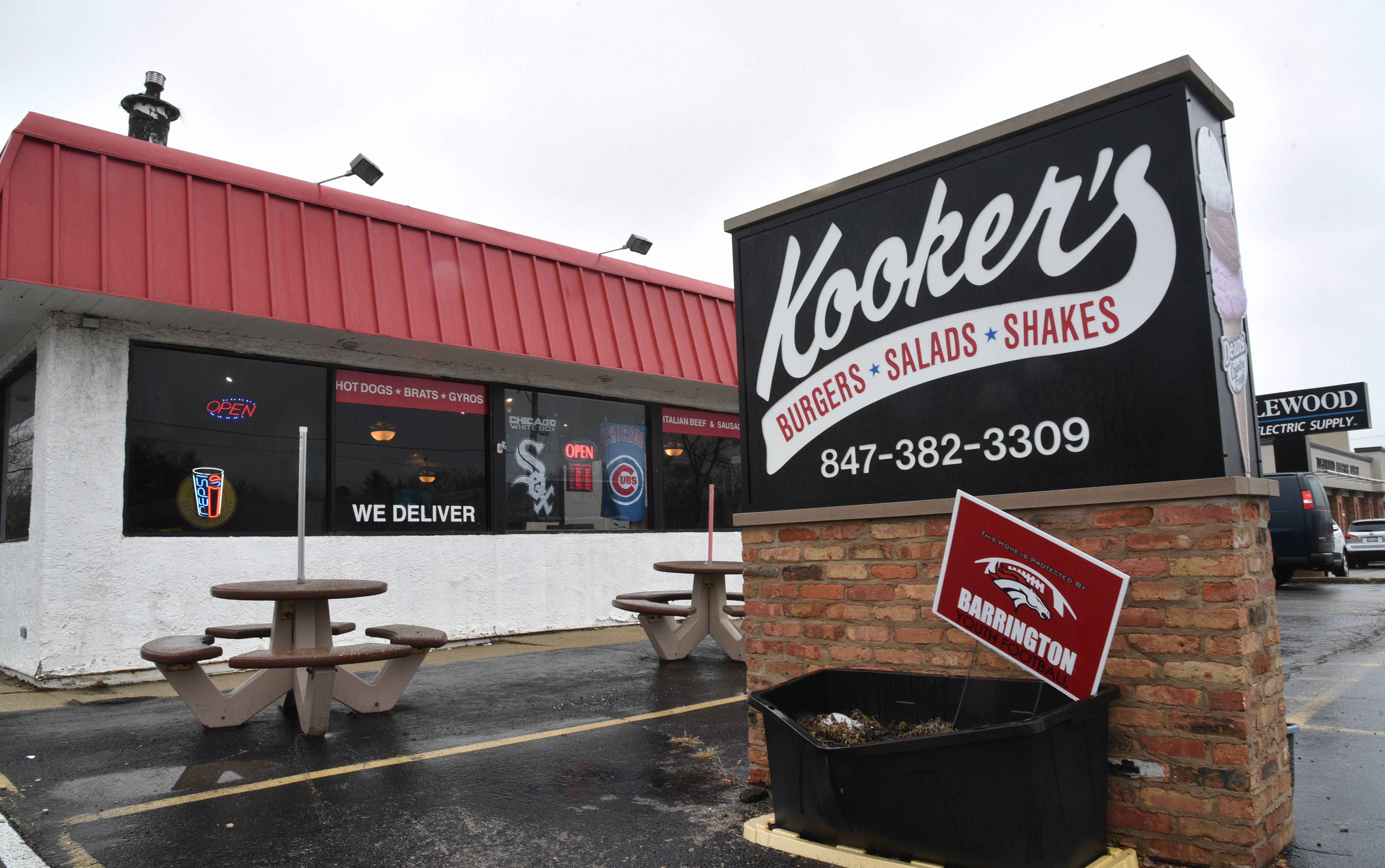 Kooker's is moving from Barrington after operating in the village for 28 years.