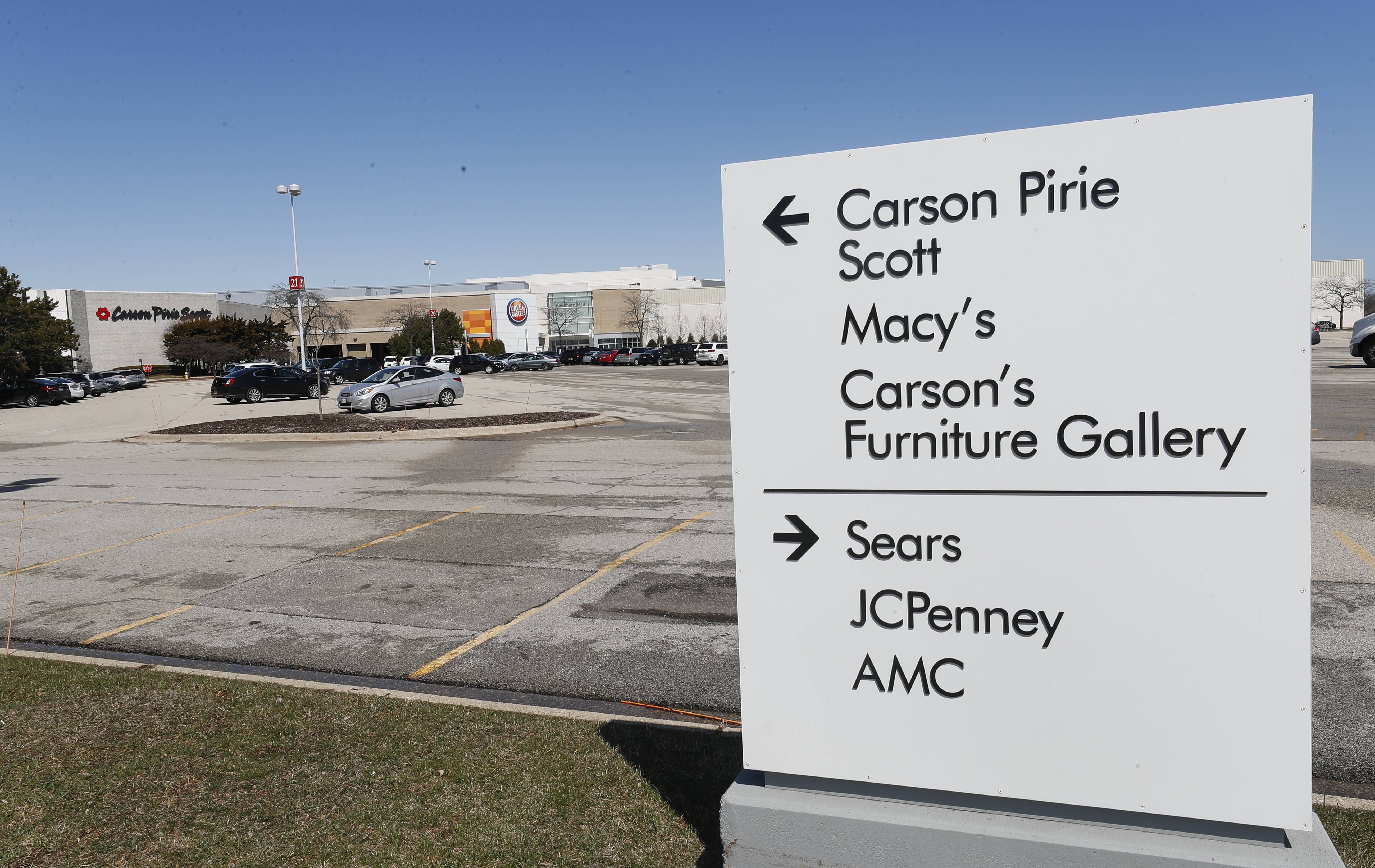 Carson Pirie Scott in Vernon Hills is set to close as a result of Wednesday's bankruptcy sale of its parent company to a pair of liquidation firms. The stores are expected to close in 10 to 12 weeks.