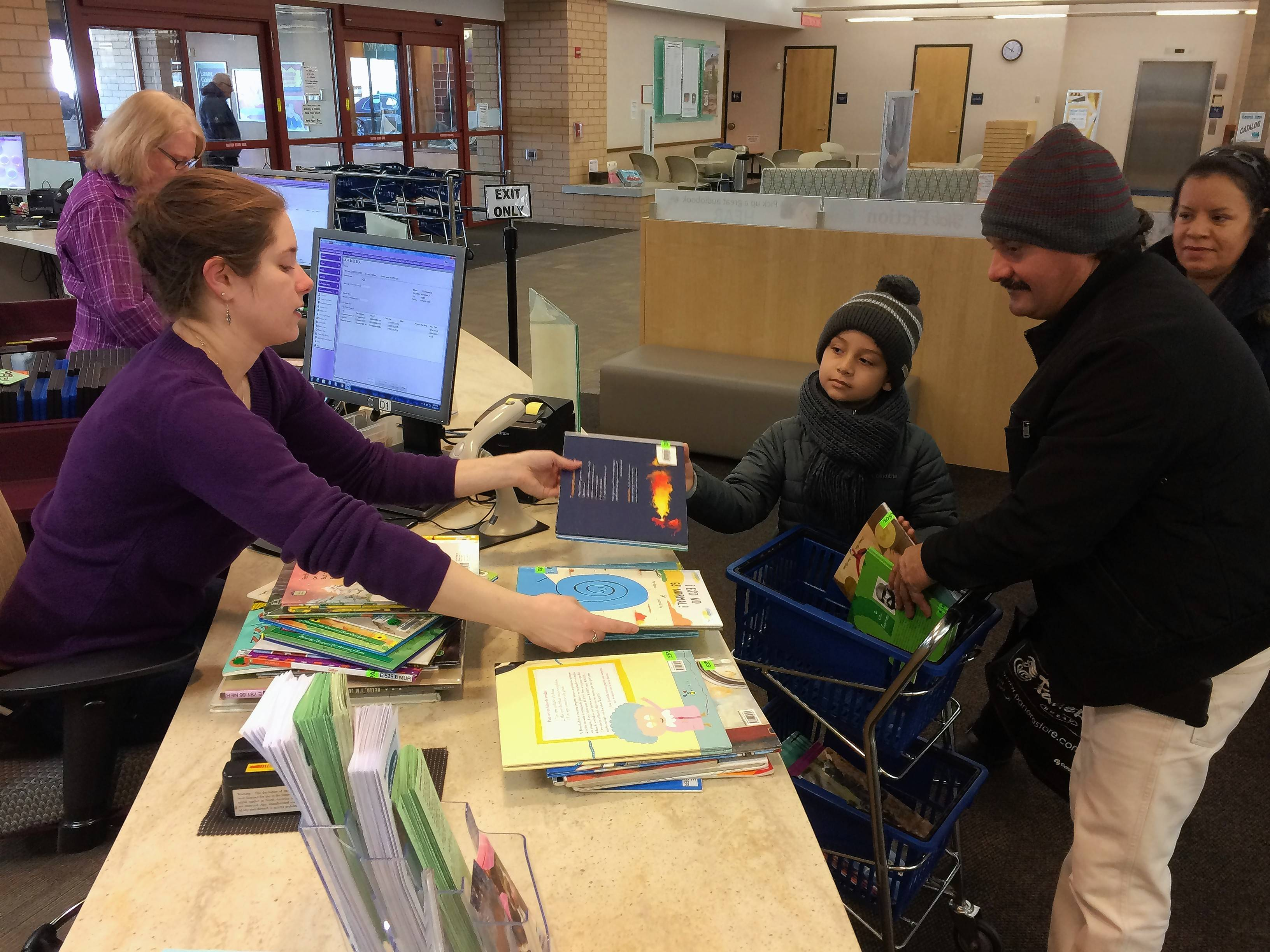 No more overdue fines at Mundelein's Fremont Public Library