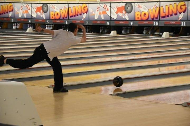 Bowlway Lanes' Dan Martin leads all scorers with a 677 series.