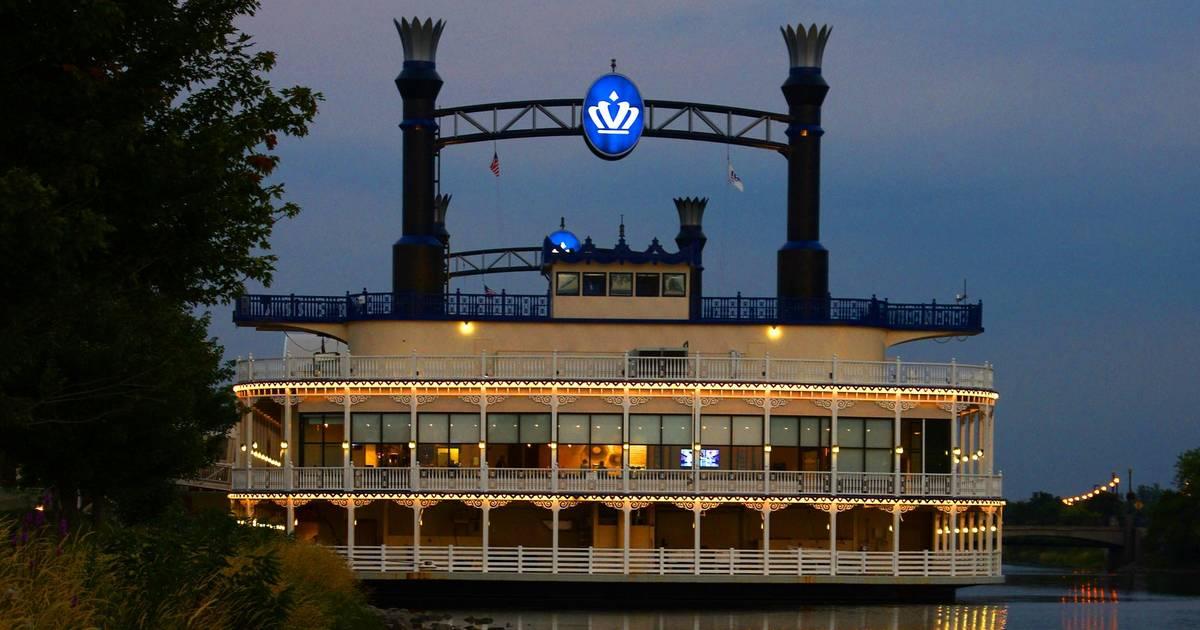 queen victoria casino indiana