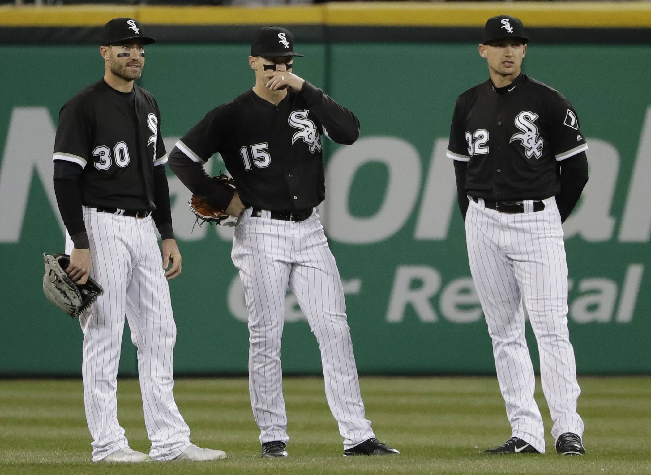White Sox reliever Farquhar collapses; Astros rout Sox 10-0