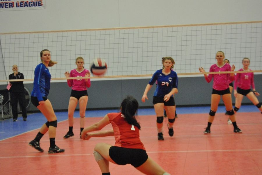 Serve City Offers 13 Summer Volleyball Camps
