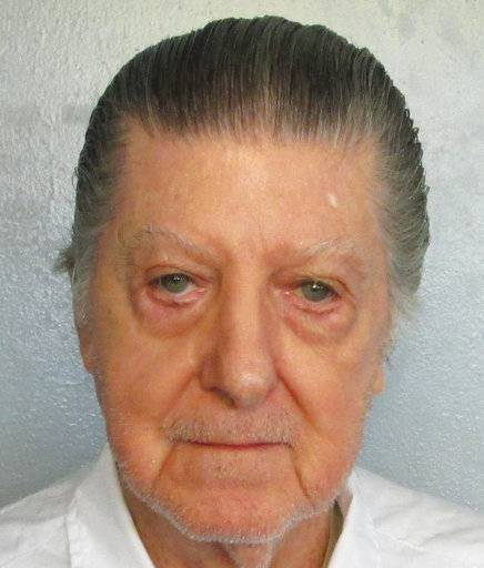 Alabama mail-bomber the oldest executed in US modern times