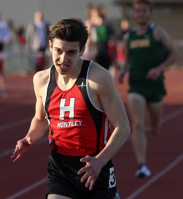 Track and field: Huntley makes it a McHenry County sweep