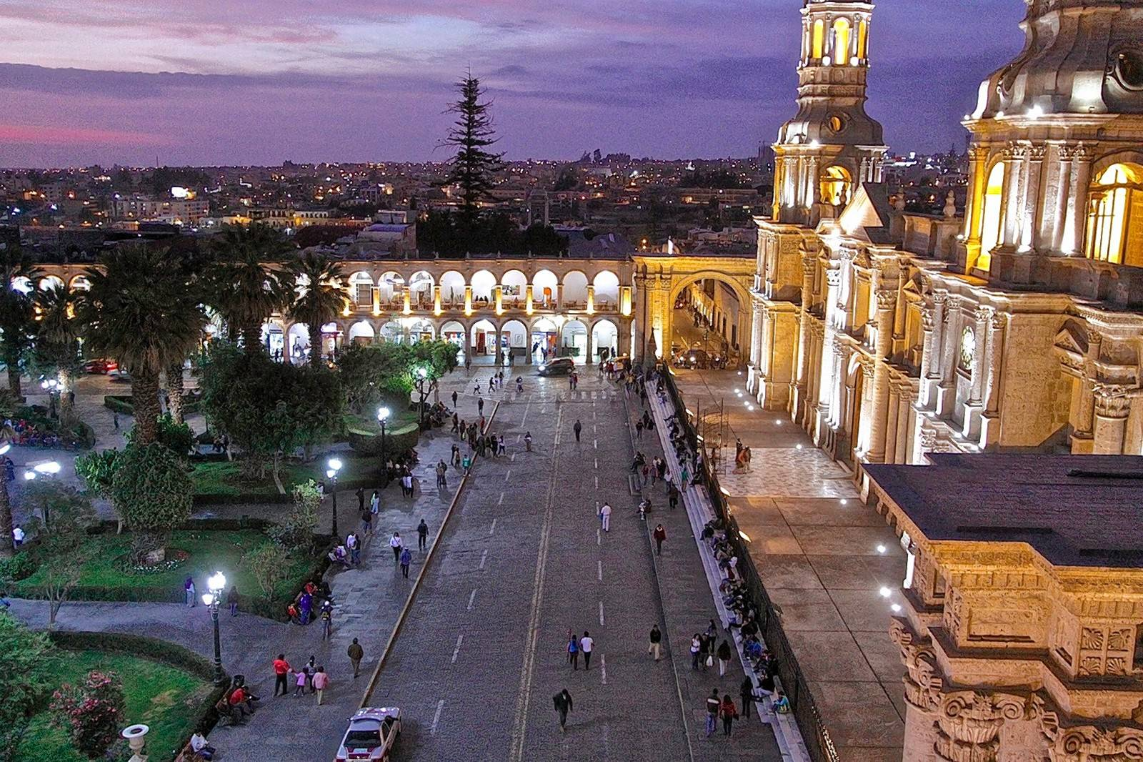 "Low living costs combined with good infrastructure make Peru one of International Living's top 10 places to retire for 2018. Arequipa offers big-city amenities — it's the country's second largest, with more than 800,000 people — and a ""springlike"" moderate climate year round."