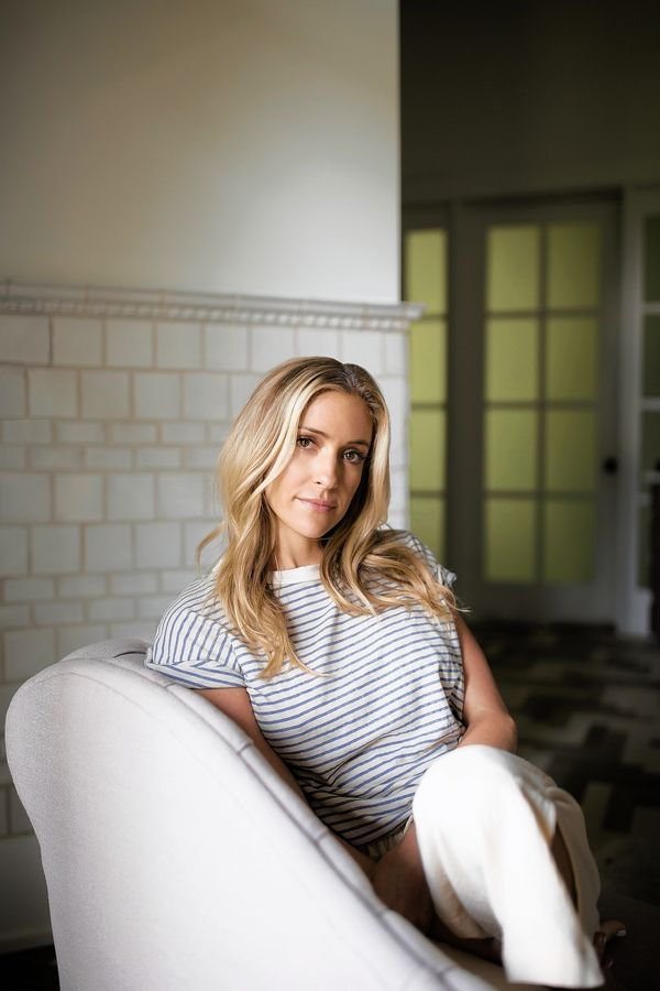 "Kristin Cavallari makes multiple appearances this week for her new cookbook, ""True Roots."""