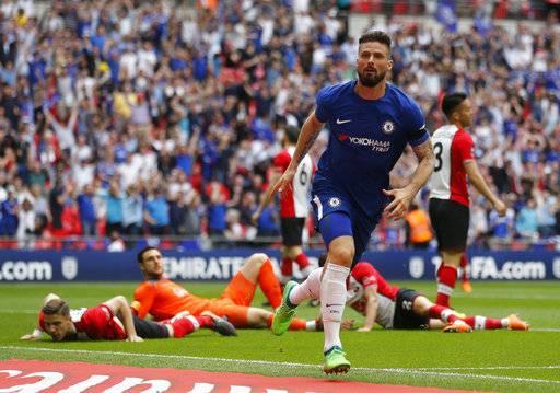 Chelsea Beats Southampton To Book Fa Cup Final Vs Man United