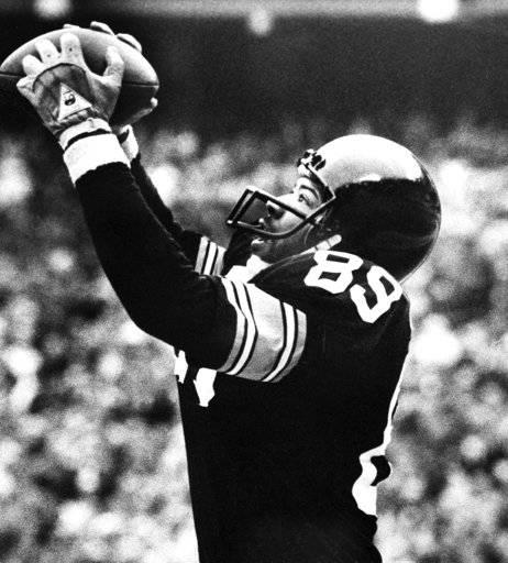 Former Steelers tight end Bennie Cunningham dies at 63