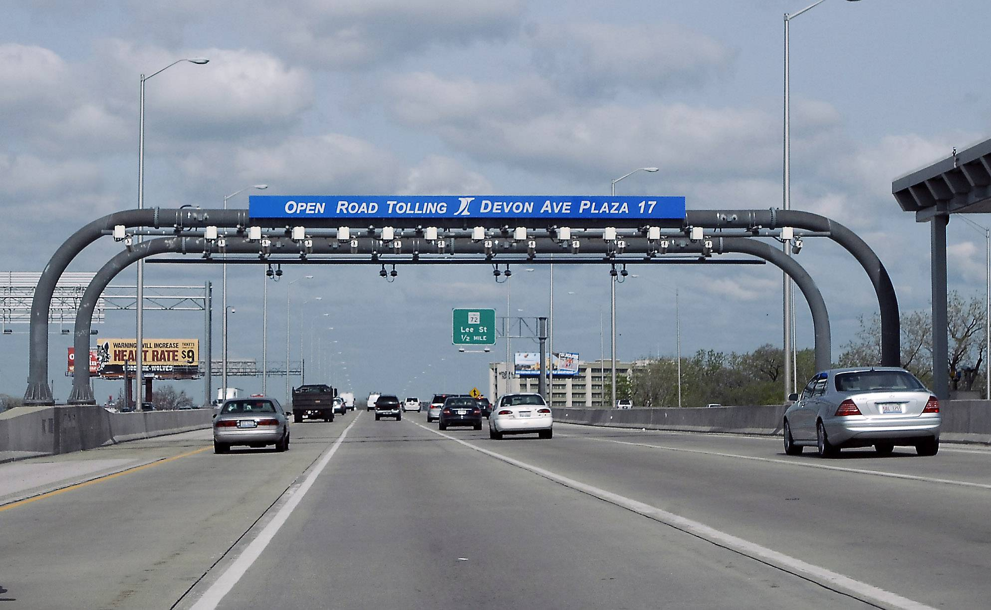How state lawmakers are trying to stop political patronage at tollway