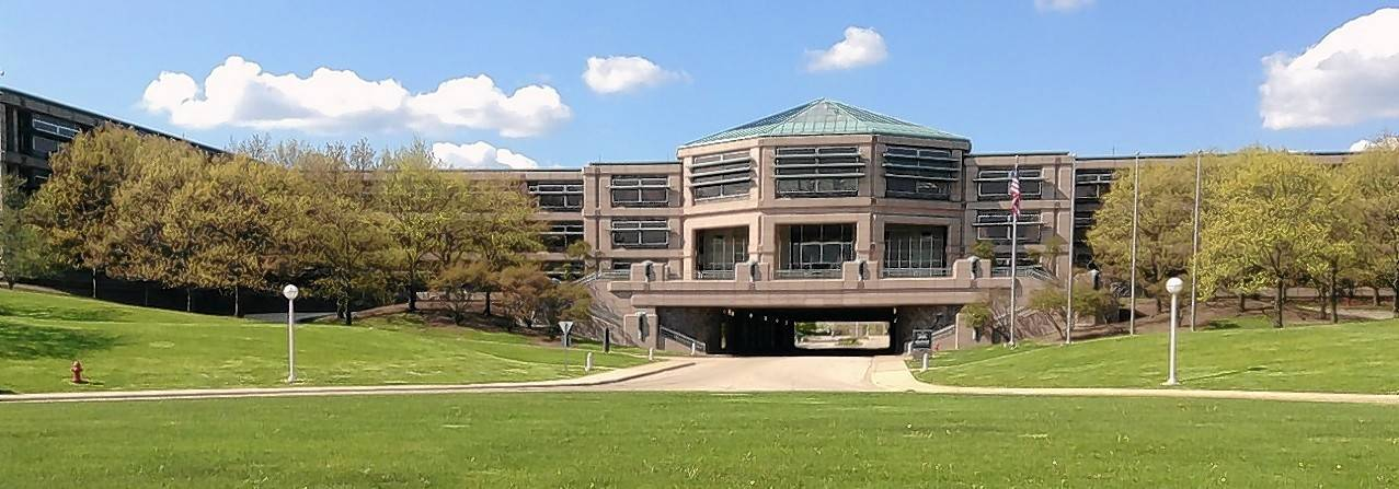 A New Jersey-based developer has filed a concept plan for the 1.6 million-square-foot AT&T campus in Hoffman Estates, based on work still in progress on the former 2 million-square-foot Bell Labs building in Holmdel, New Jersey.