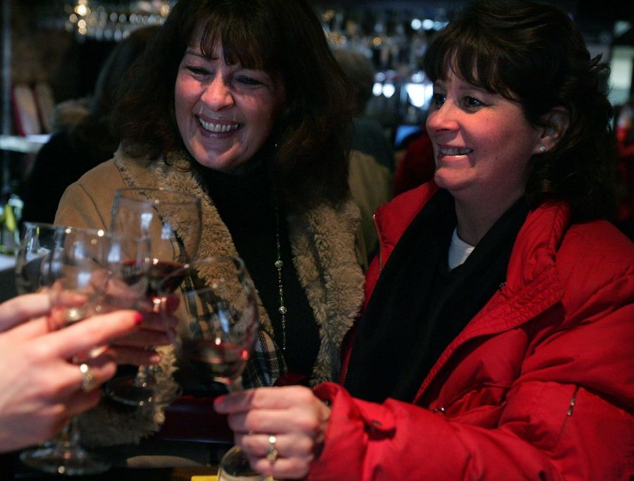 "The 2018 Barrington Wine Walk is billed as an event where friends and neighbors can ""shop, sip and stroll"" throughout the village while sampling wines at 28 downtown businesses."