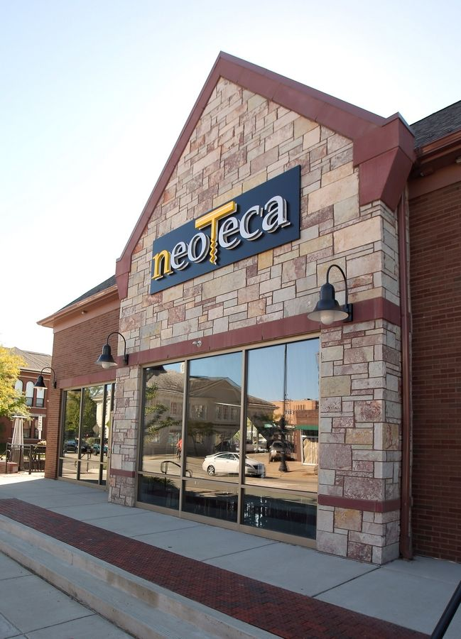 NeoTeca Pizza and Wine Bar in Barrington will be the check-in location for the Barrington Wine Walk.