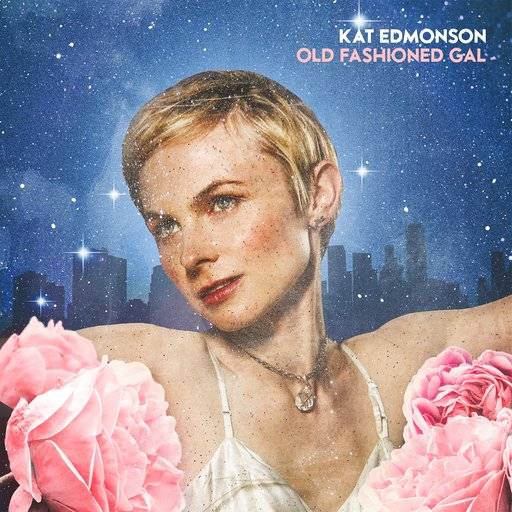 "This cover image released by Spinnerette Records shows ""Old Fashioned Gal"" by Kat Edmonson. (Spinnerette Records via AP)"