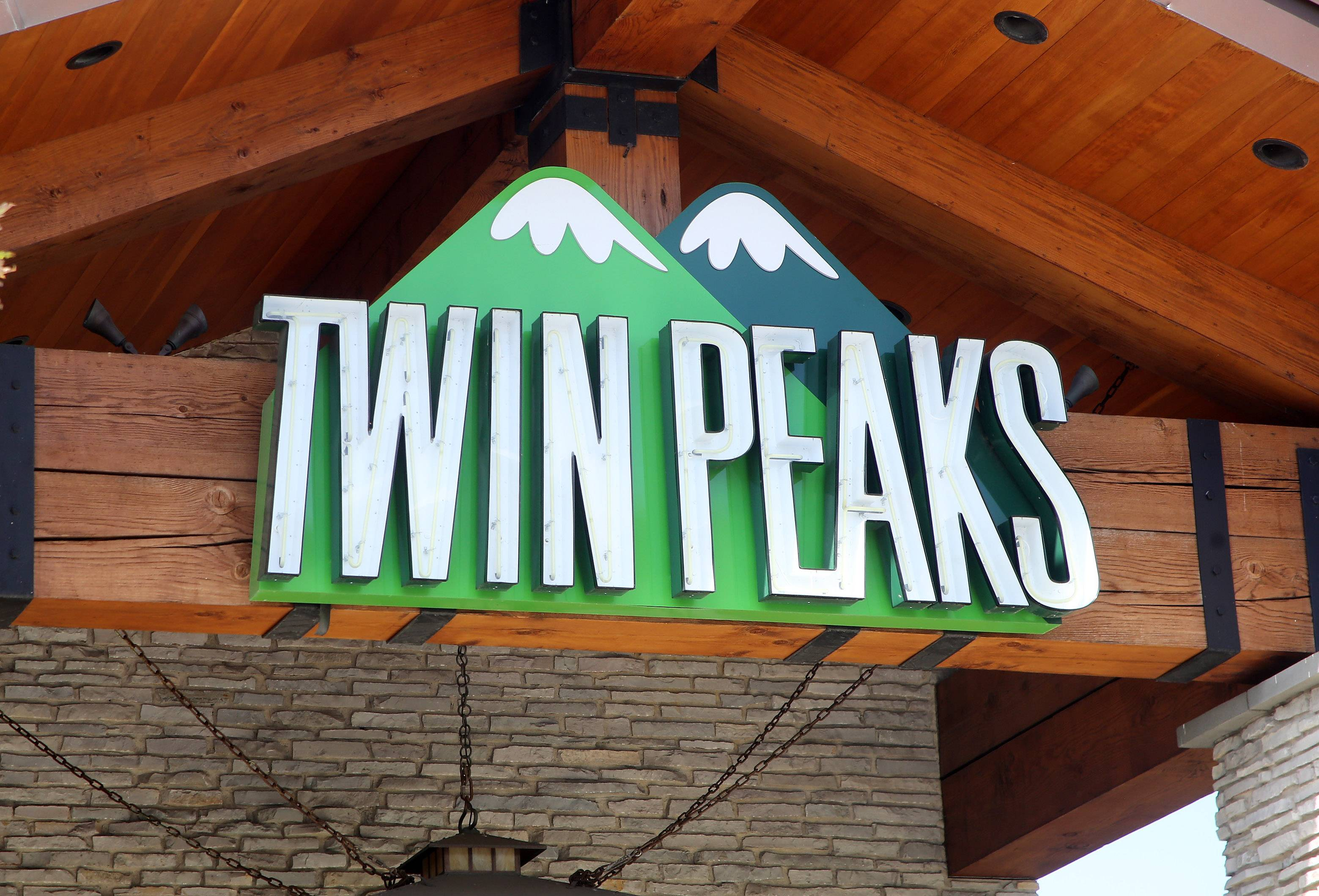 Two Twin Peaks waitresses at the Orland Park restaurant say they were forced to line up for weekly body evaluations, wear lingerie that exposed their buttocks and change clothes in full view kitchen staff, according to a complaint with the Equal Employment Opportunity Commission. Their attorney said the behavior is a widespread part of the corporate culture approved by Twin Peaks' ownership.