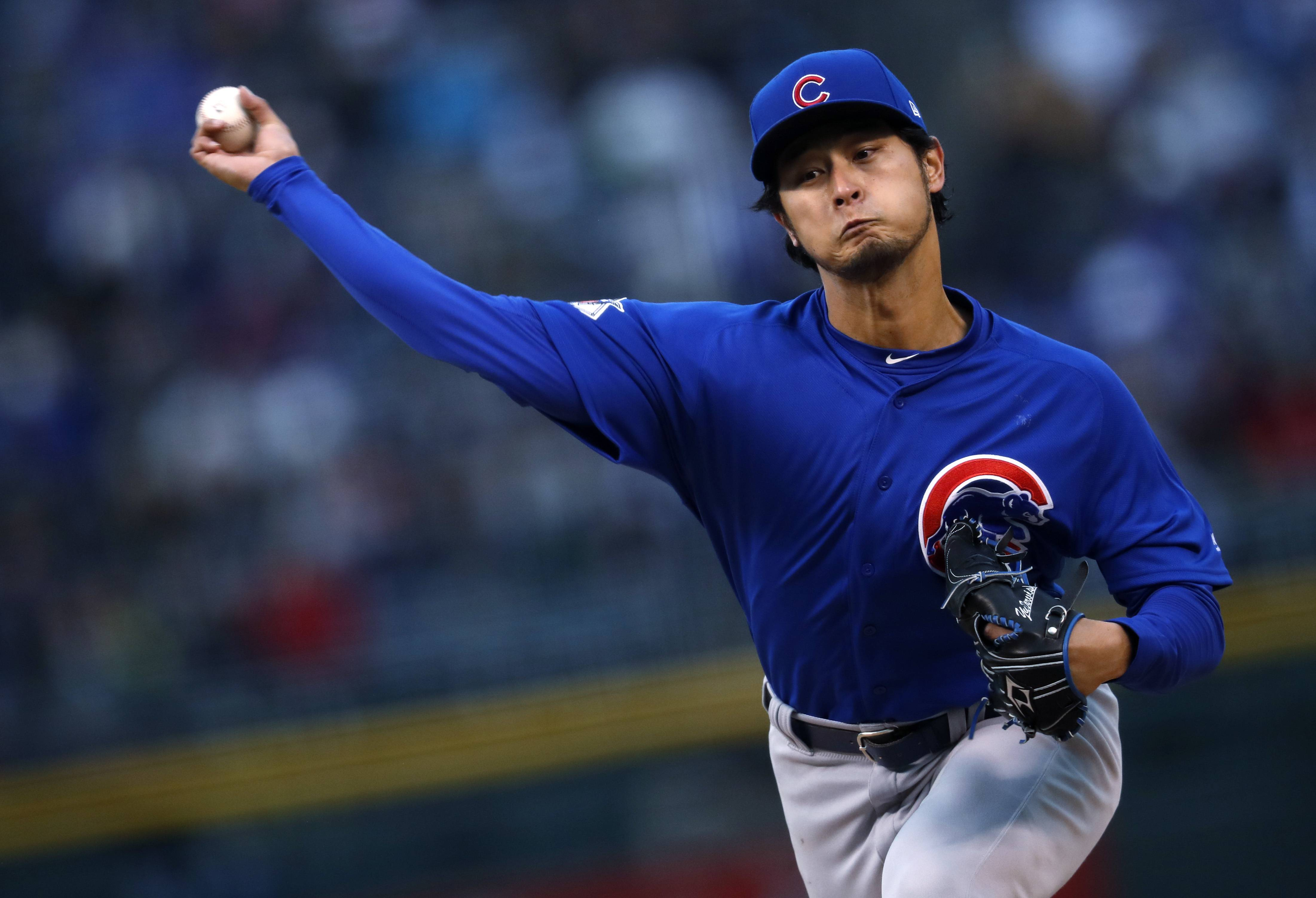 Cubs manager Maddon still has faith in Darvish