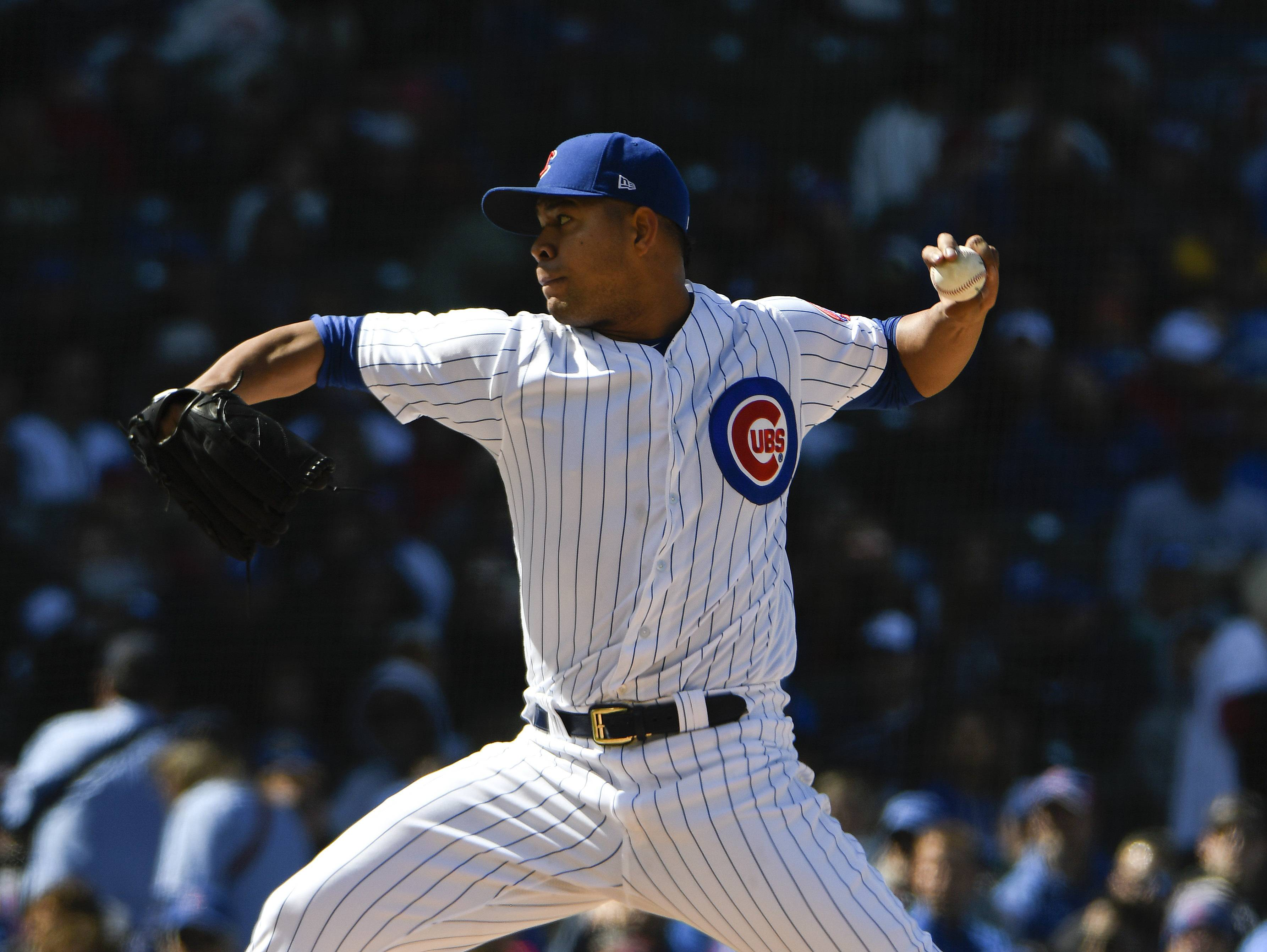 Cubs' Quintana dominant in win over Brewers