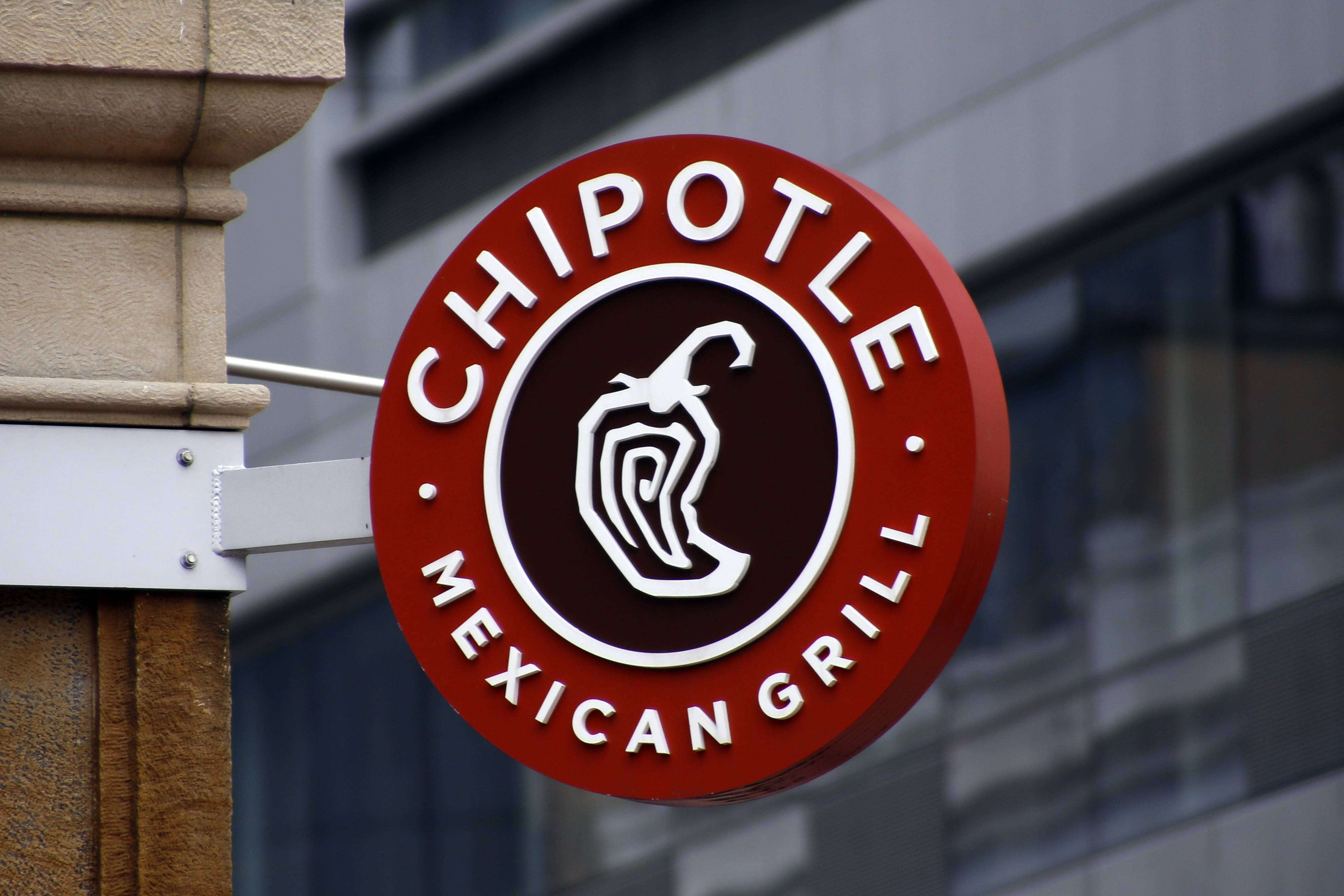 Chipotle offers delivery service for free this week