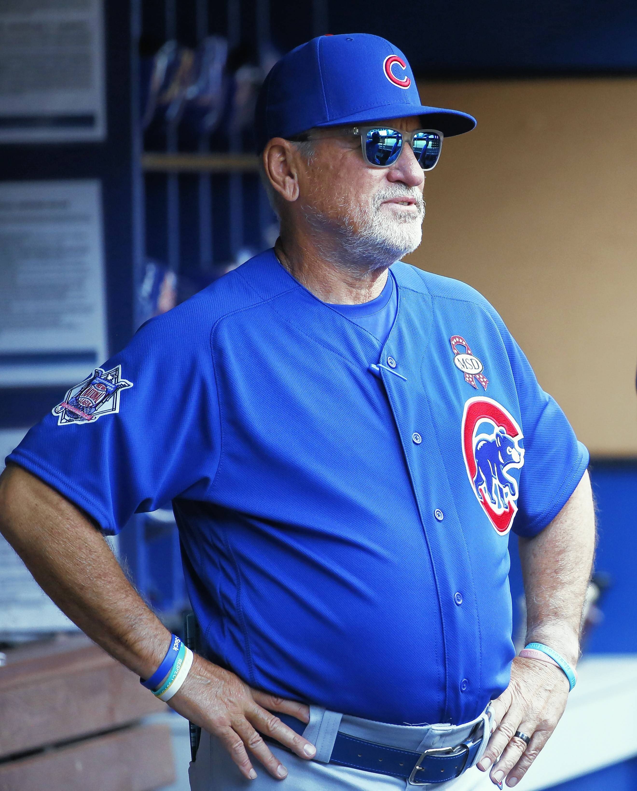 Rozner: Cubs' Maddon preaches more contact