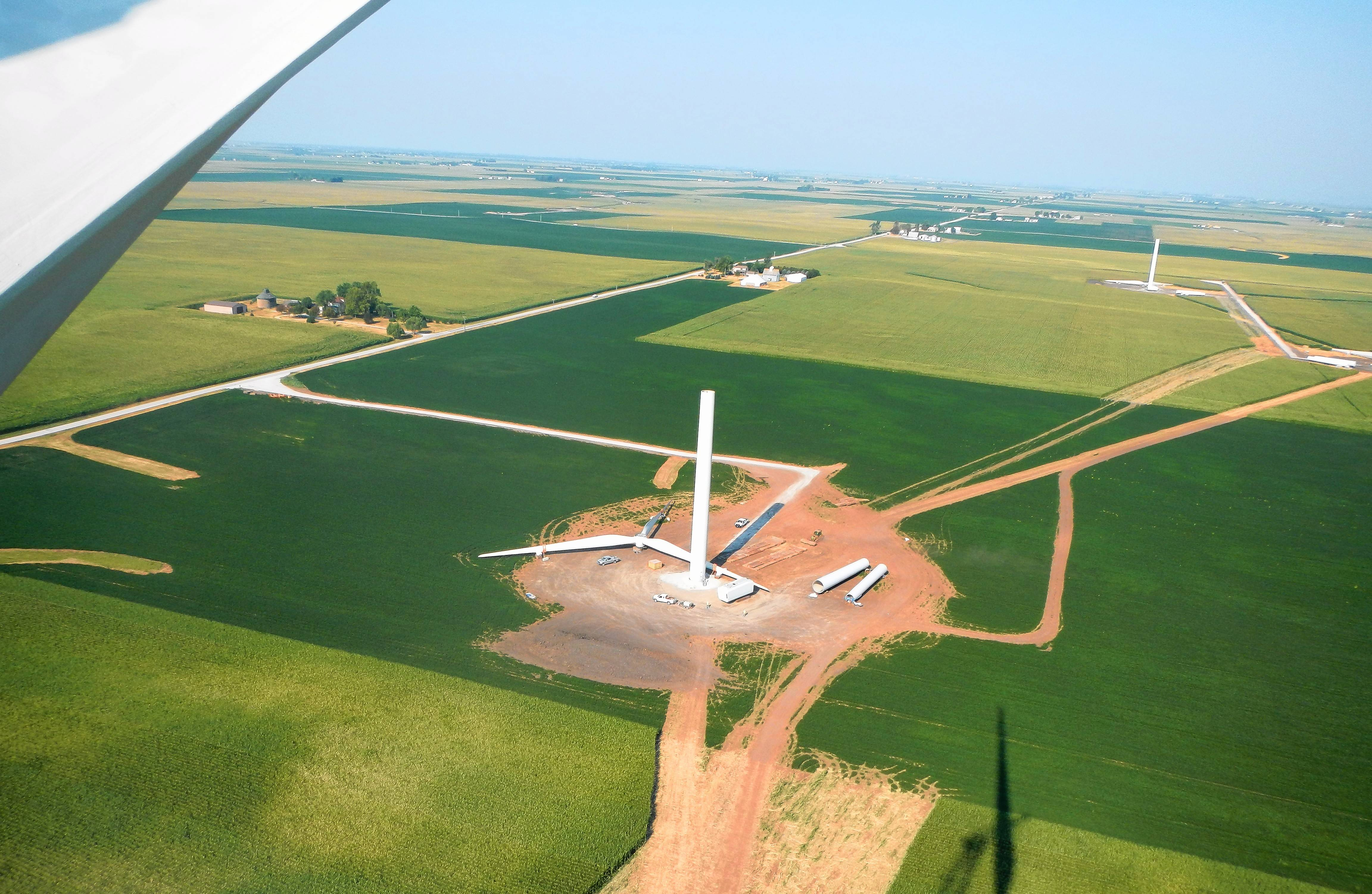 Mortenson, with offices in Itasca, recently added three new Illinois wind farm projects that will contribute an additional 289 MW of electricity to the state by the end of 2018 and an additional 194 MWs in 2019.