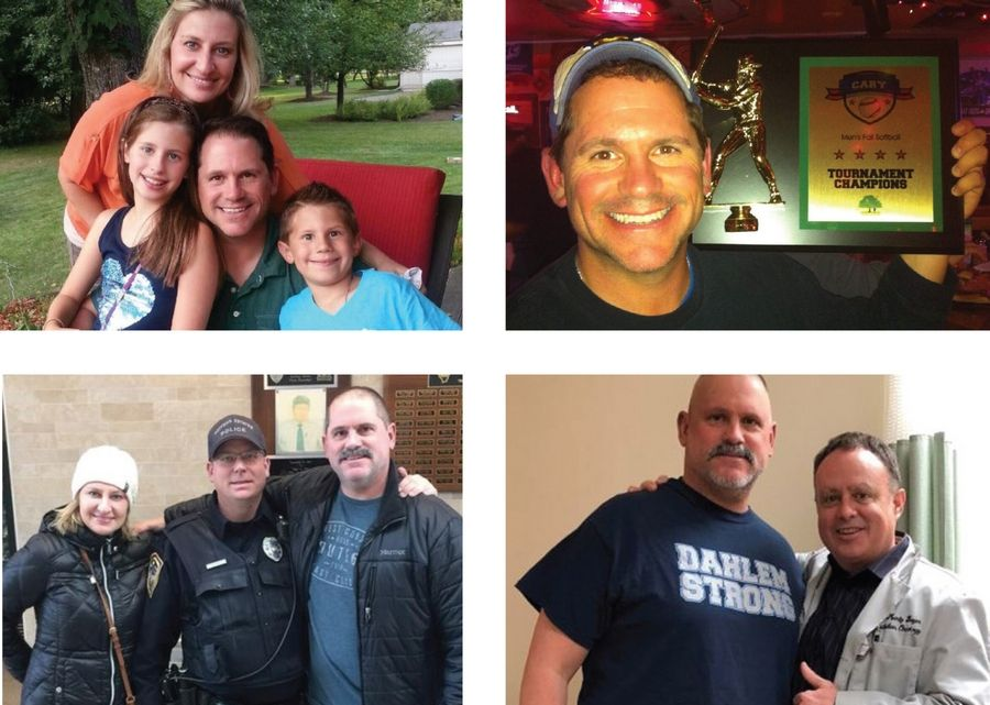 Join a fundraiser May 20 to help Mark Dahlem, a local coach for youth football and baseball in Cary and Palatine police officer, who was diagnosed with brain cancer last December.