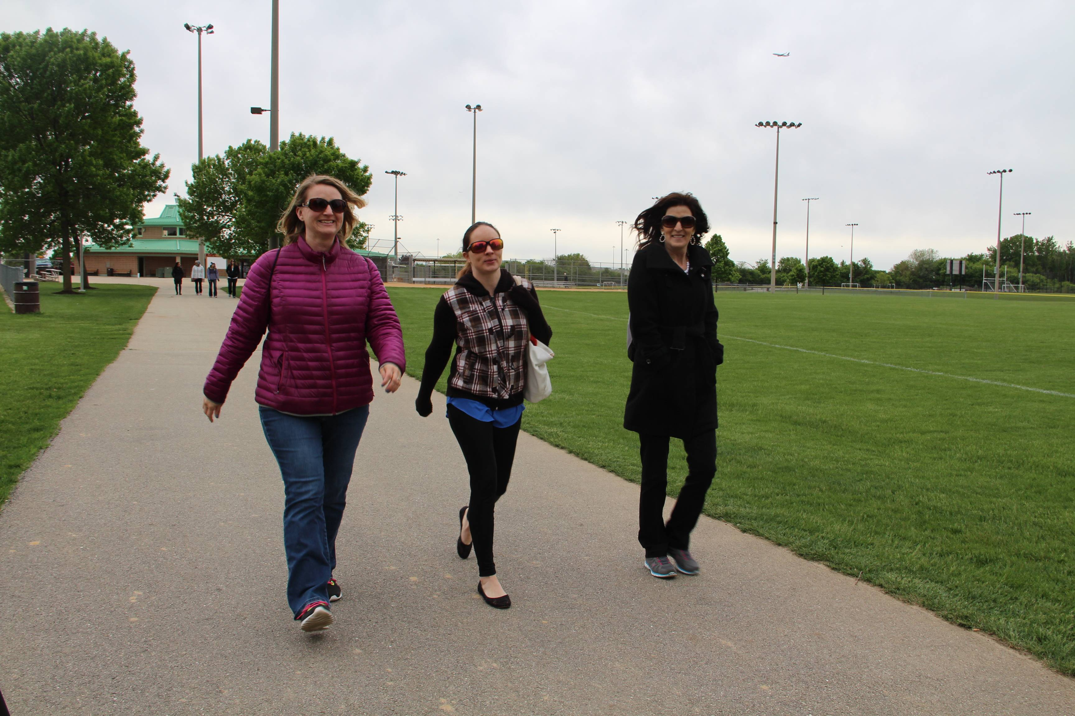 The 29th Annual Employee Fitness Walk features lunch, prizes and entertainment. Schaumburg Park District