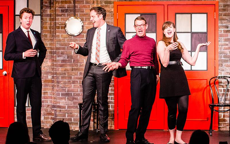 "Chicago's legendary sketch and improv comedy theater is coming to Elgin. Celebrate almost 60 years of satirical revues with ""The Best of The Second City"" at the Elgin Community College Arts Center on Saturday, May 12."