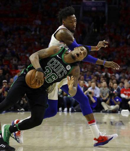 76ers hope to keep thwarting history in Game 5 vs. Celtics