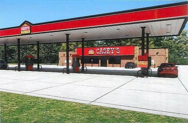 Casey'S Near Me >> West Dundee Pushes Forward Plans For Casey S Store Gas Station
