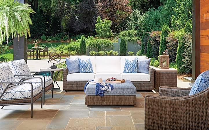 Stylish Garden Furniture 7 steps to finding stylish outdoor furniture courtesy of northwest metalcrafts workwithnaturefo