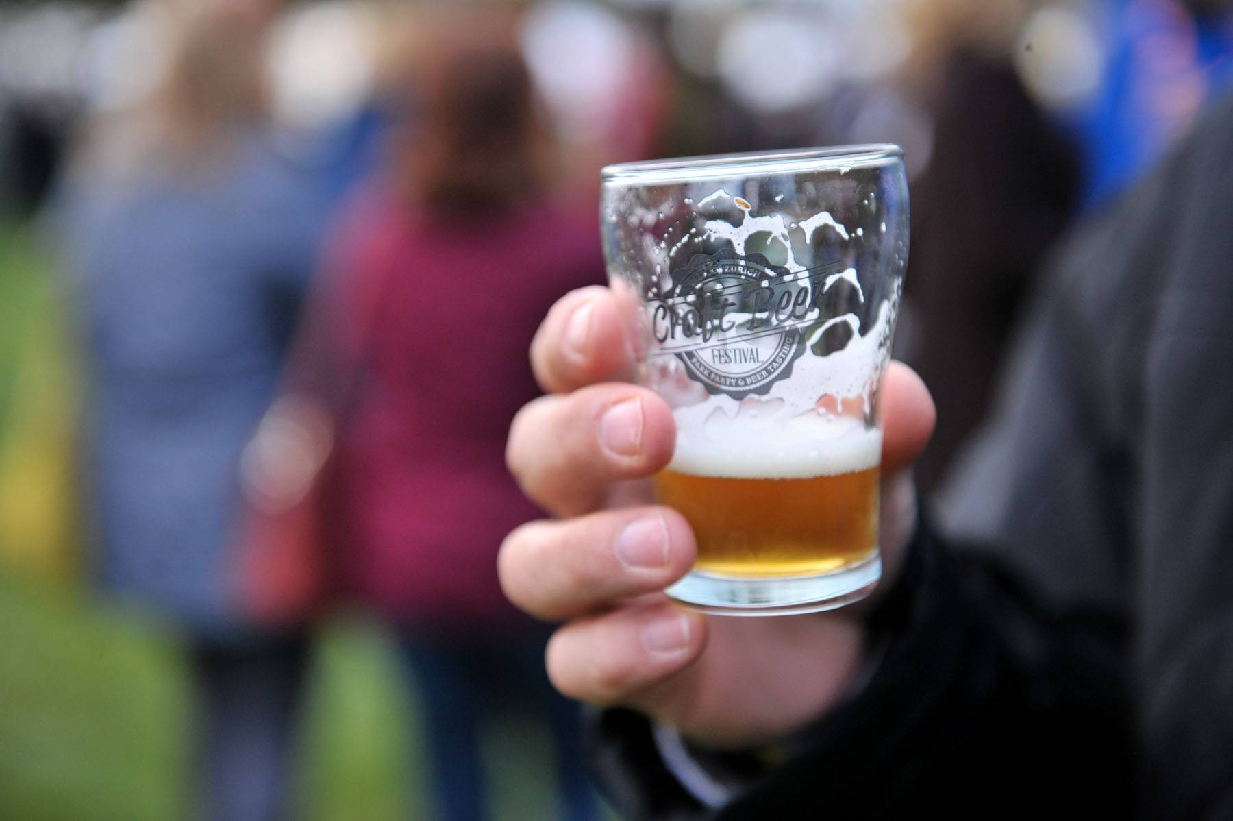 The Lake Zurich Craft Beer Festival features samples, food and music.