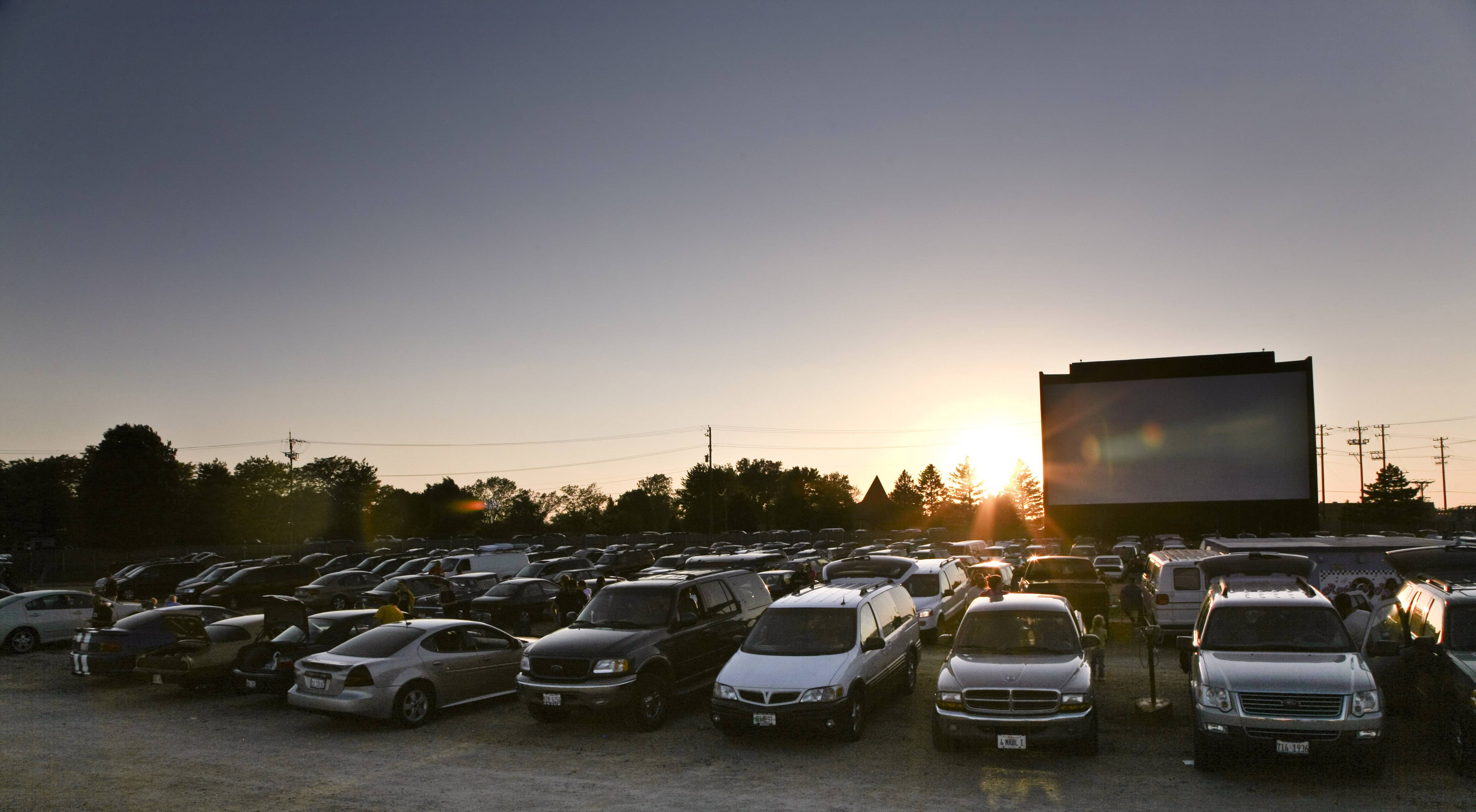 The McHenry Drive-In is one of the few remaining drive-ins in Illinois