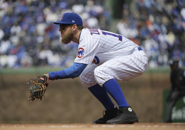 Chicago Cubs Zobrist Has Issue With Mlbs Issue