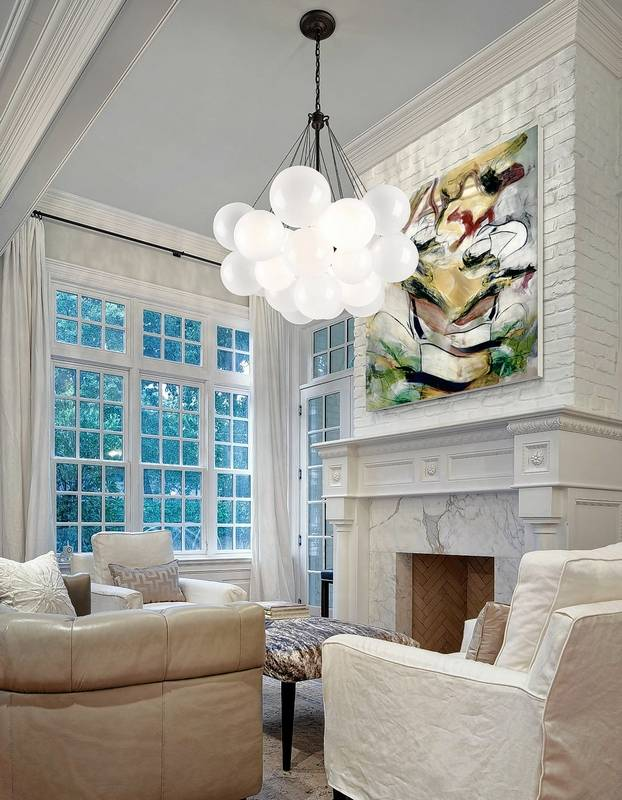 How To Decorate Tiny Rooms With High Ceilings
