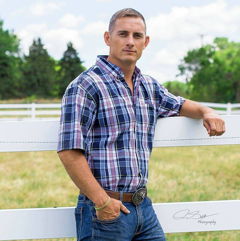 Kash Jackson of Antioch is running as the Libertarian candidate for governor in Illinois.