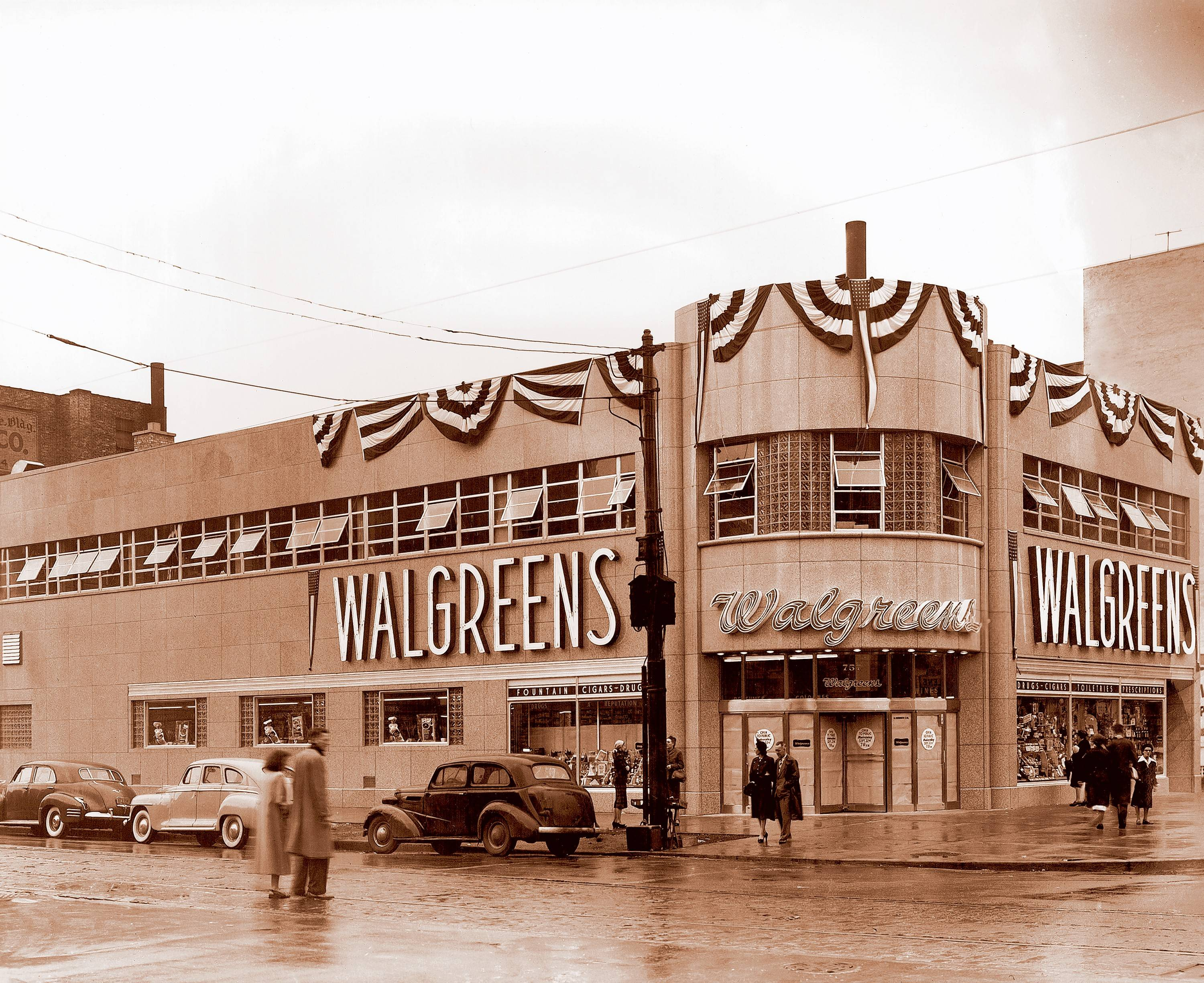 Illinois Bicentennial: How Walgreens became an institution