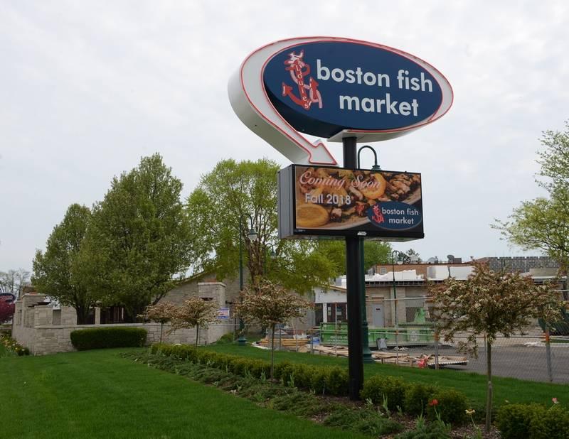 Boston fish market in wheeling expects summer opening for Boston fish market wheeling