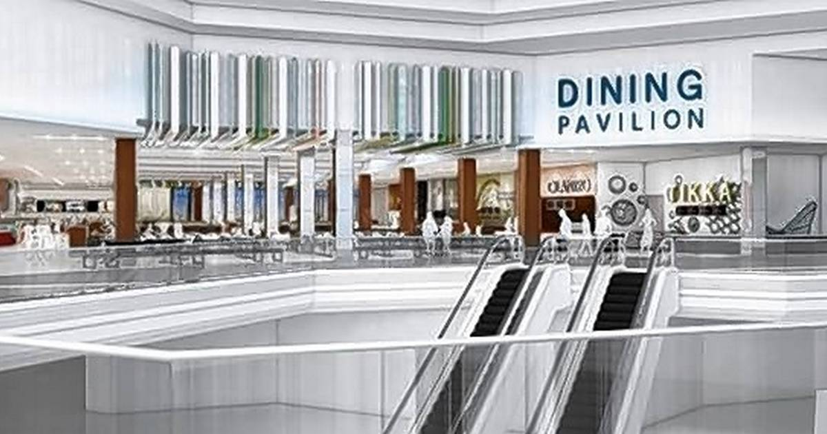 541d4e36d4 Woodfield Mall dining pavilion to open Friday