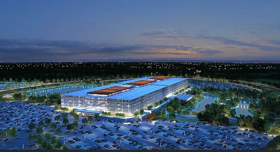'City Works' concept for AT&T site a go in Hoffman Estates