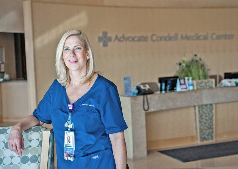 Advocate Condell Medical Center Nurse Recognized For Patient Care