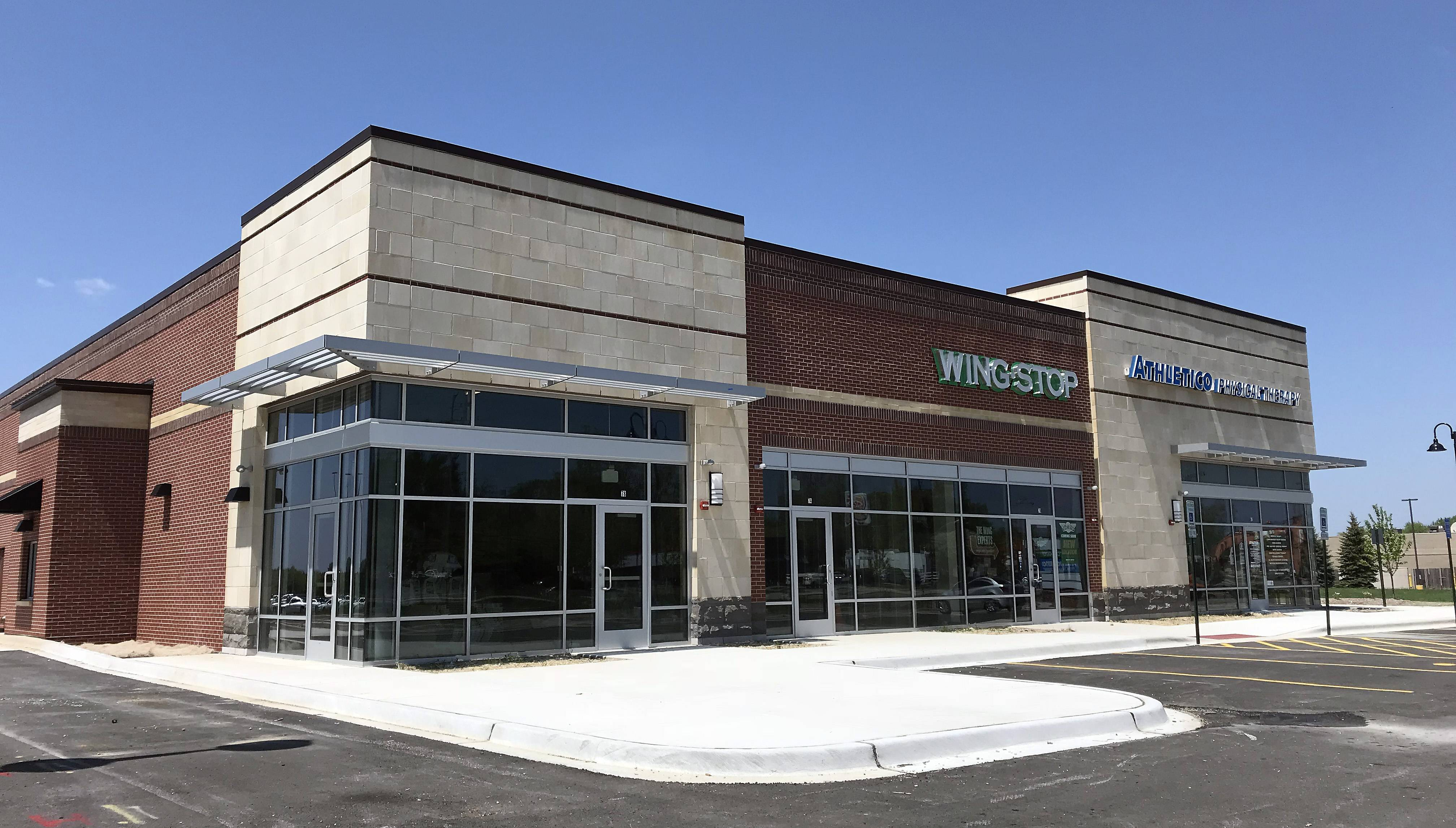 A Starbucks is opening in one of the tenant spaces in an outlot of Carpentersville's Walmart Supercenter on Route 25.