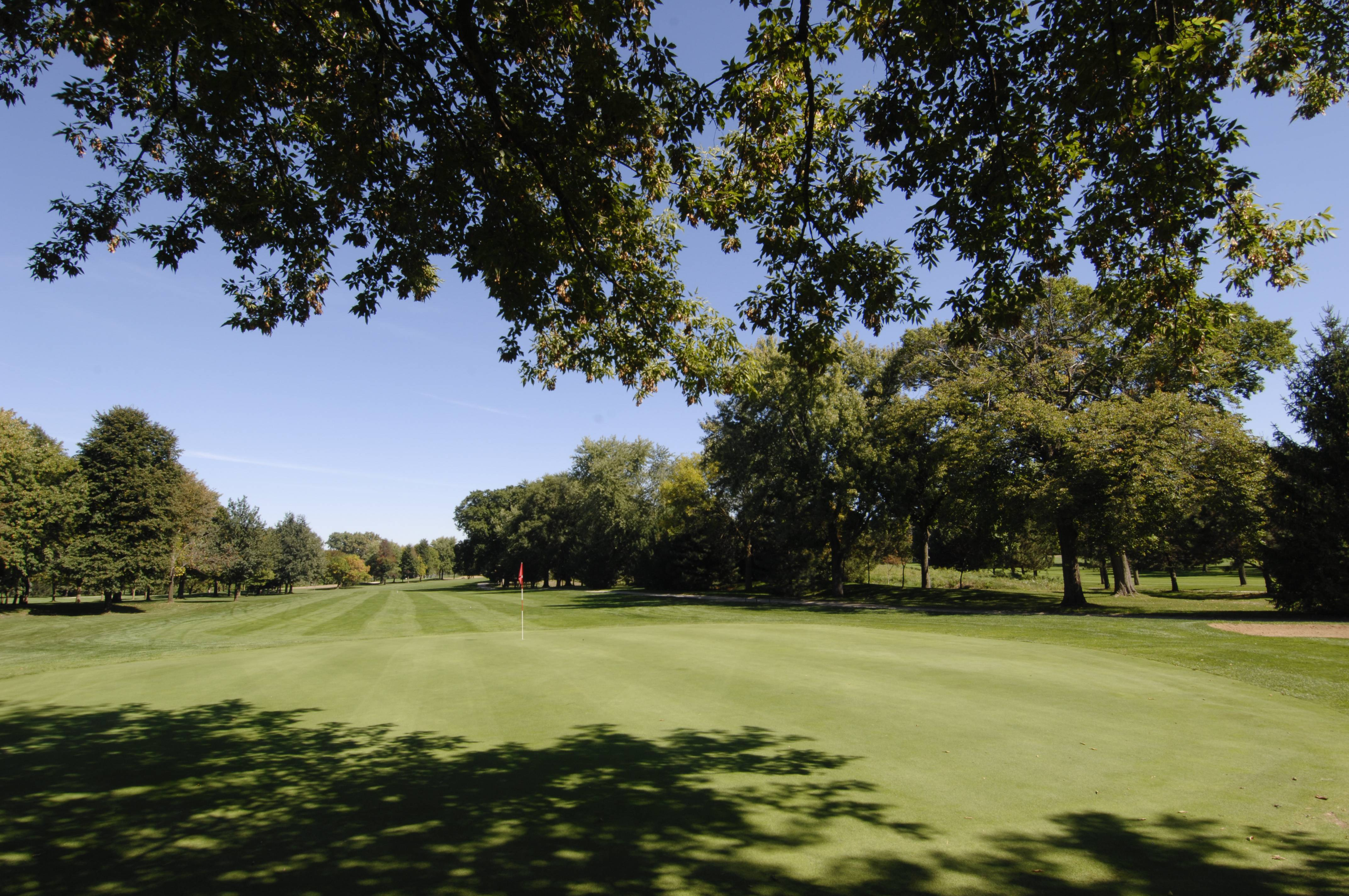 White Pines Golf Club disconnected from Bensenville in 2003. Now park district and village officials are talking about the possibility of having the 36-hole golf course annexed.