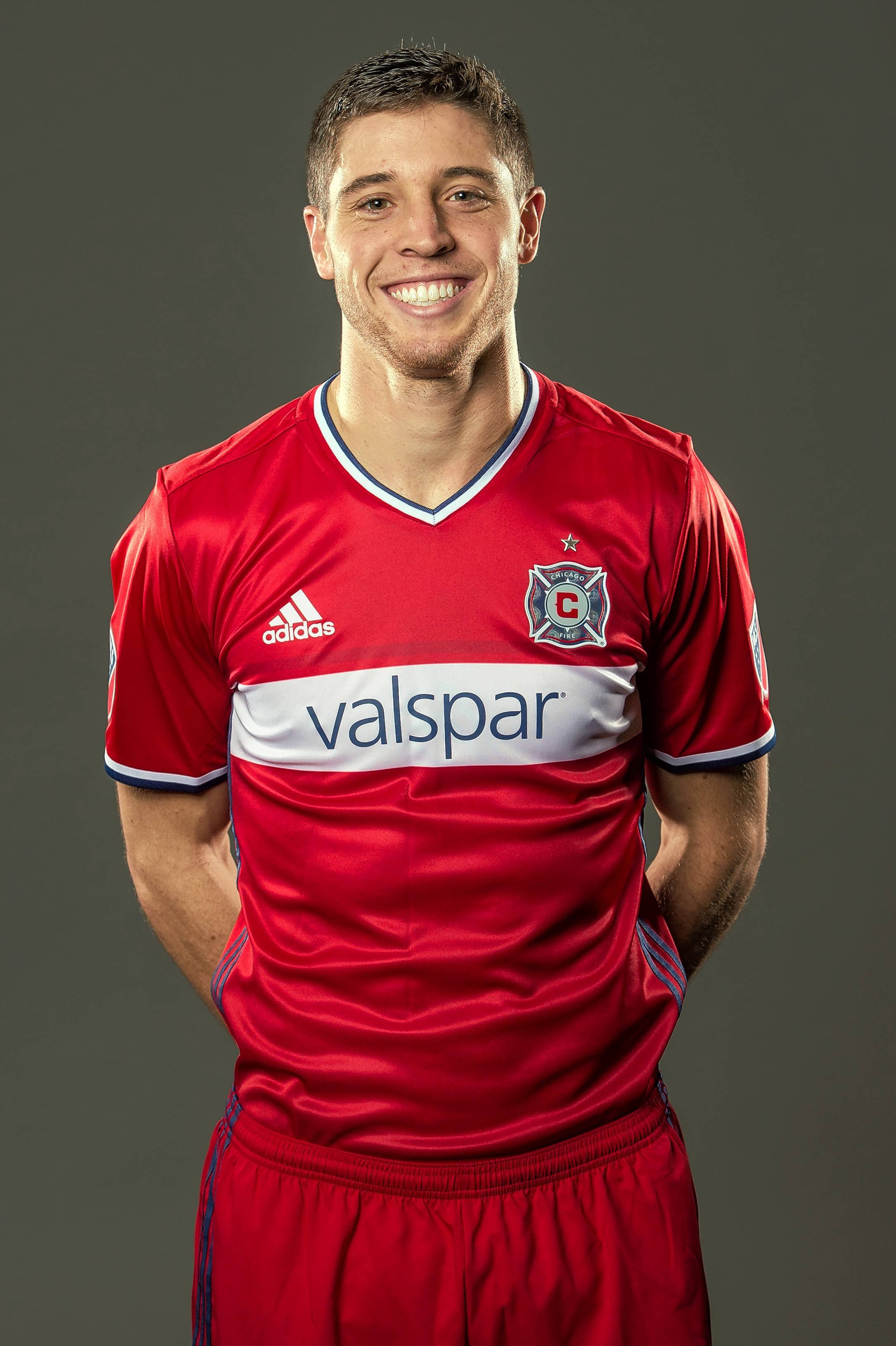 Matt Polster of the Chicago Fire underwent surgery Thursday morning to repair a right MCL tear.