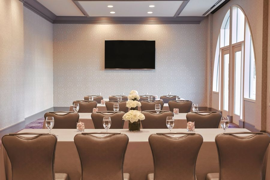 Grand Victoria can accommodate meetings and corporate events of all sizes.