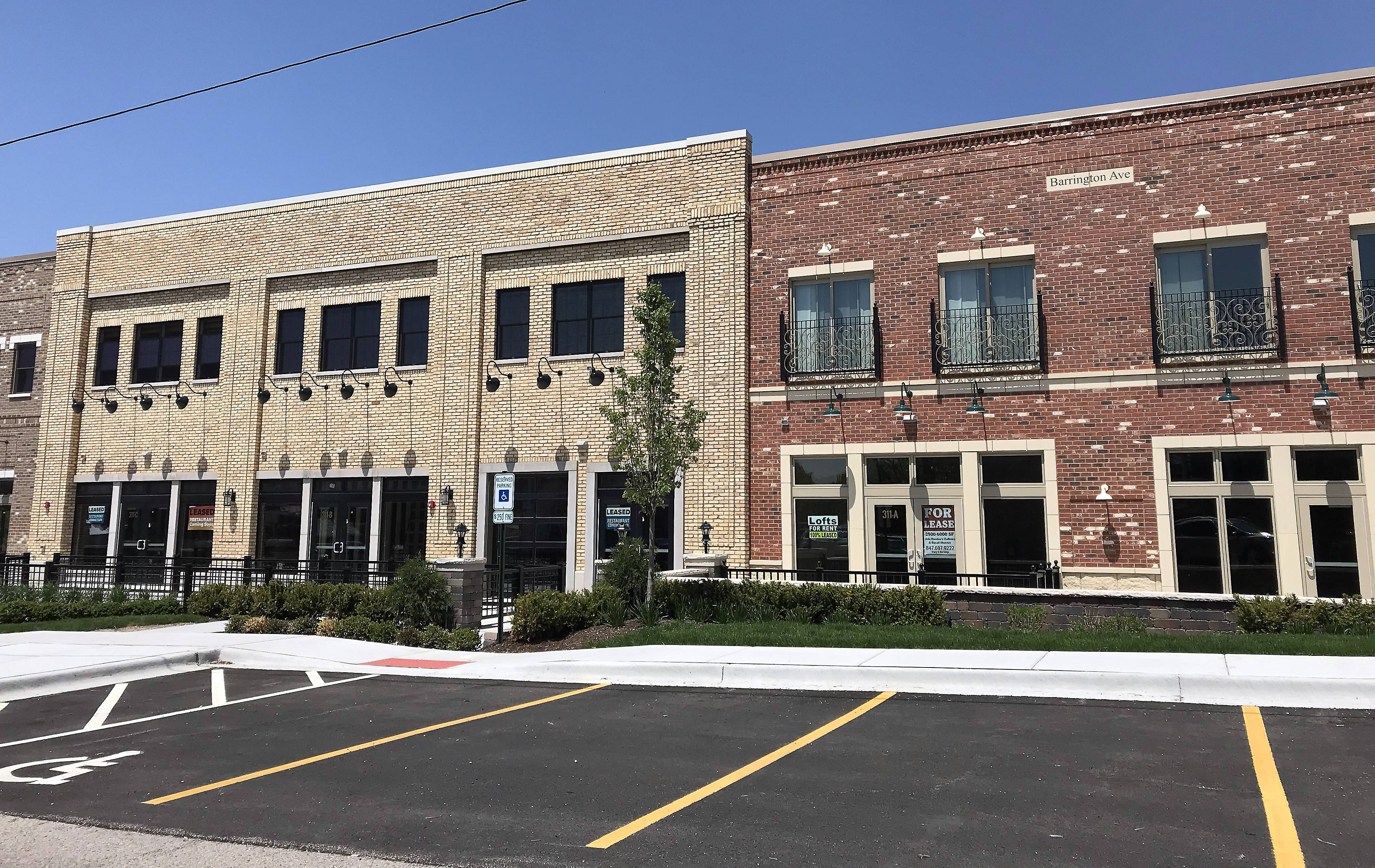 A nanobrewery is expected to open this year in the new 311 Barrington Ave. development in downtown East Dundee.